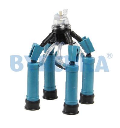 Доїльний Павук стандарт з пластик. стаканами