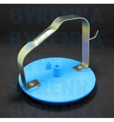 Кришка доїльного відра пластикова (без прокладки)