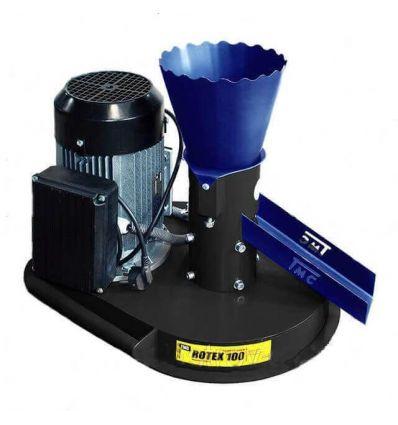 Гранулятор Rotex-100 (1,5 кВт, 220 в, 40 кг/час)