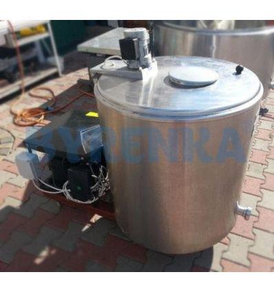 Охладитель молока ALFA LAVAL 200 л. (Б/У)
