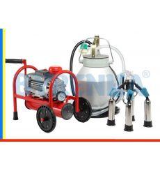 Milking machine Byrenka-1 nerzhaveyka 3000