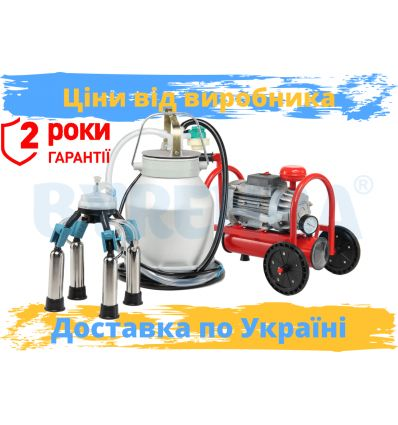 """Доильный аппарат (сухой) АИД """"Буренка-1 макси"""""""