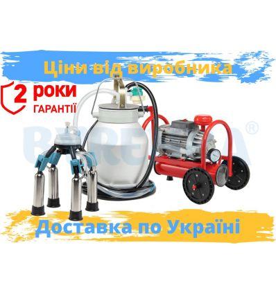 """Доїльний апарат (сухий) АІД """"Буренка-1 максi"""""""