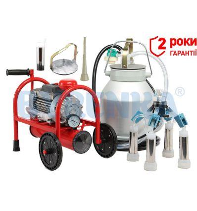 Доїльний апарат Буренка-1 комбі-силікон 3000